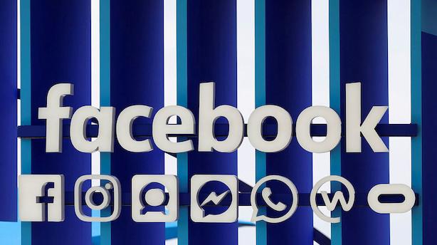 Facebook smadrer forventningerne