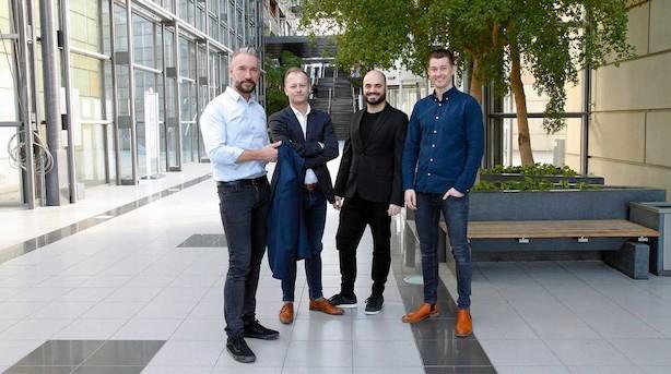 Succesfuld intranet-startup takker nej til ekstern kapital