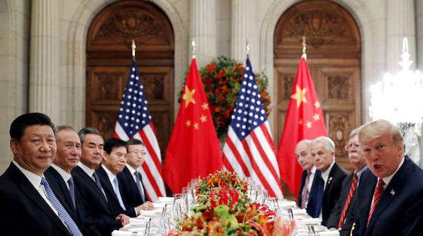 Financial Times: Digital handel blokerer forhandlingerne mellem USA og Kina