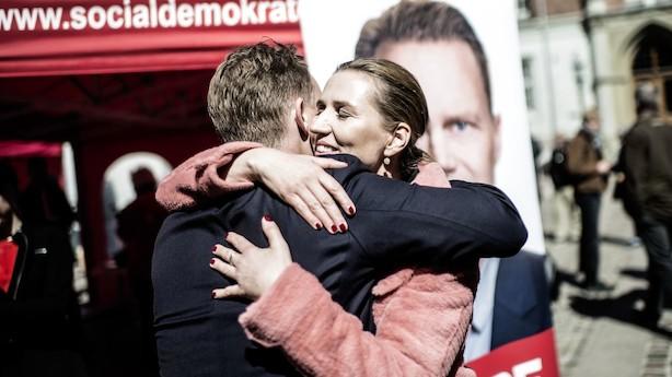 Dagens måling: Vild status efter én uges valgkamp