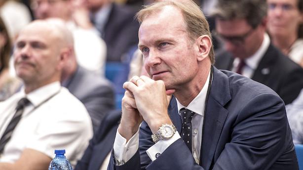 """Dansk bestyrelsesformand får afgørende rolle i Norwegians krisestyring: """"Vi er finansielt lidt for tæt på kanten"""""""