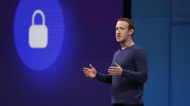 Avis: Facebook skal betale 33 mia. kr. i forlig