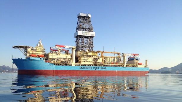 Maersk Drilling bekræfter aftale om rekordboring