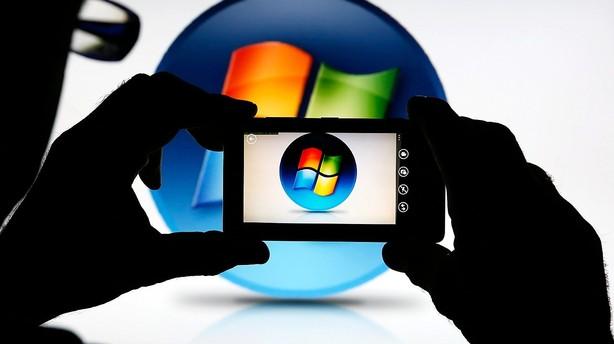 Mobil-ekspert afviser festfyrværkeri hos Microsoft