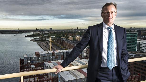 Mærsk-boss: Vi er klar til at udnytte den lave oliepris