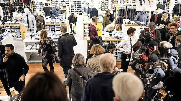 Nordea: Danskerne åbner for pengepungen - og skubber væksten opad