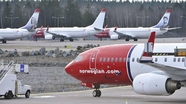 Norwegian lukker Berlin-rute fra København