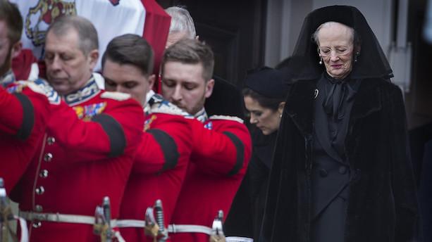 Muligt brud på tavshedspligt i forbindelse med prins Henriks død