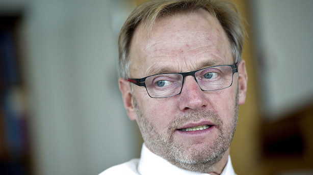 """Anders Dam om kursfald på over 4 pct: """"Det har jeg svært ved at tolke"""""""