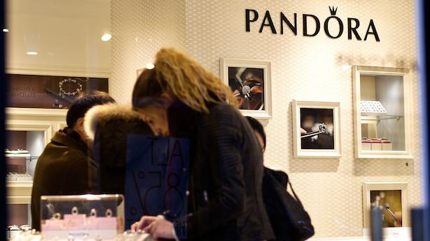 Efter vild kursstigning i Pandora: Carnegie maner til ro blandt investorer
