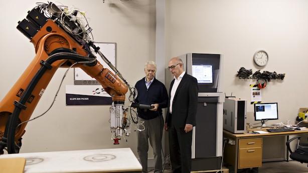 Fynsk robotselskab er klar til børsen: Tegningsordrer for over 100 mio kr