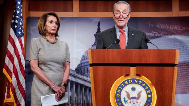 Topdemokrater ser røde lamper blinke i Mueller-rapport