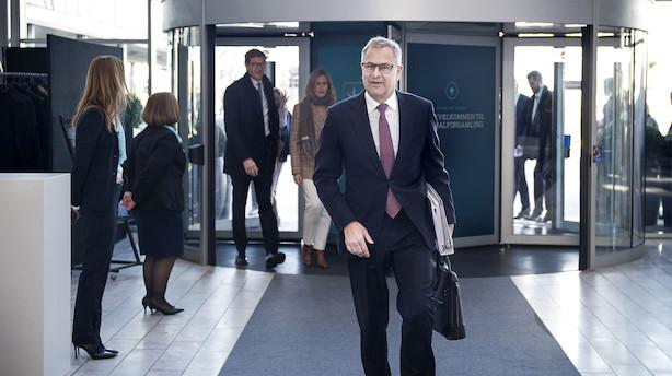 """Analytikere forventer medvind til Mærsk i skyggen af handelskrig - men """"det vil overraske mig helt vildt, hvis der kommer en opjustering"""""""