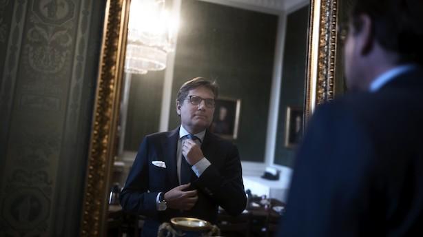 Brian Mikkelsen fortsætter oprustning: Henter ny direktør i KMD