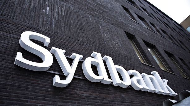 Sydbank-aktie i stort kurshop efter rygte om fusionssnak med Spar Nord