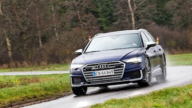 Audi S6 Avant: Diesellokomotivet er en af de bedste langtursbiler lige nu