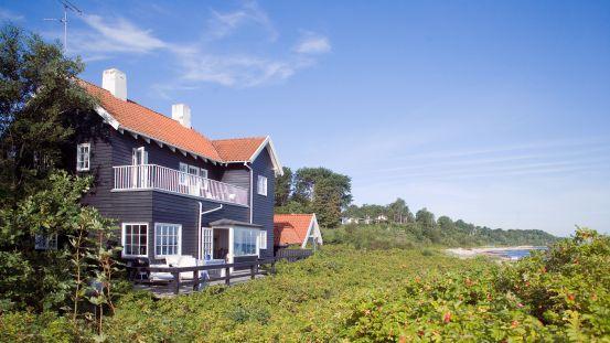 Her er Danmarks lækreste strandvilla
