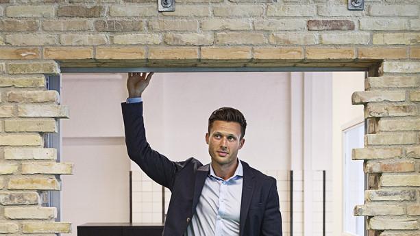 29-årig dansker hyldes af Forbes: Jeg frygtede at min alder ville give bagslag