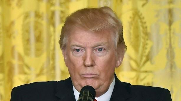 Analyse: Kaos i Trumps toptunede maskine