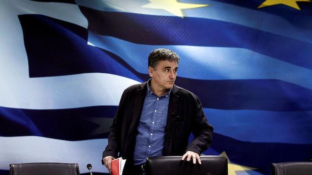 Grækenland: Reformer skal udløse nye milliarder fra hjælpepakke