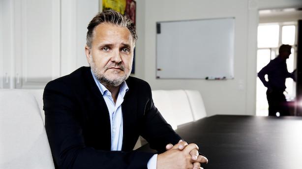 Hellerup Finans kæmper for at undgå truende konkurs