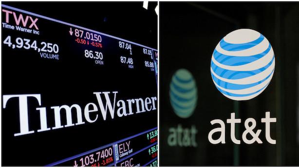 Amerikansk domstol siger ja til megafusion i telebranchen