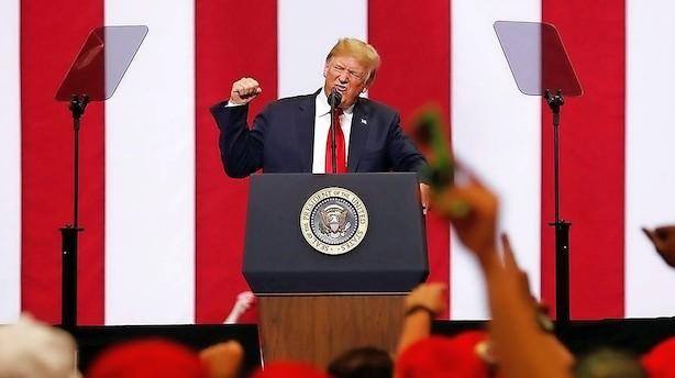 Trumps handelskrig begynder at gøre ondt på amerikansk industri