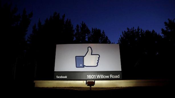 Facebook sletter hundredvis af konti i kampen mod fake news