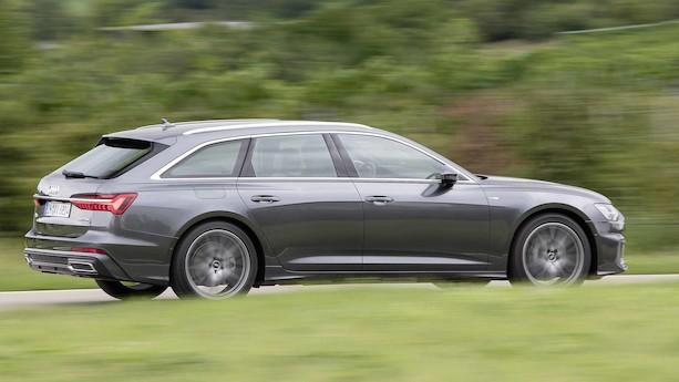 Audi A6 Avant: Skønhed i stort format