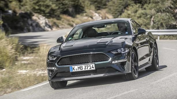Mustang Bullitt fejrer 50-års dag med et stort V8-brøl