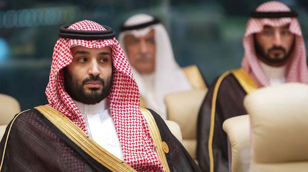 Saudisk kronprins ønsker ikke krig med Iran, men...