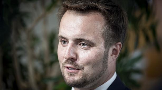 Erhvervsminister: Alle danskere skal have mulighed for at låne til bolig
