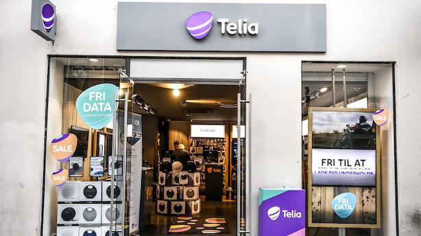 """Direktør forlader Telia Danmark: """"Det er en af de sværeste beslutninger i min karriere"""""""