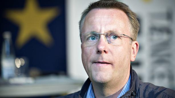 Morgenbriefing: Penge til Skats genopretning er sluppet op, stigende pres på Venstre-ledelse
