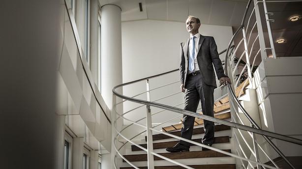 Fyret Alm. Brand-topchef står til gyldent håndtryk på næsten 30 mio kr