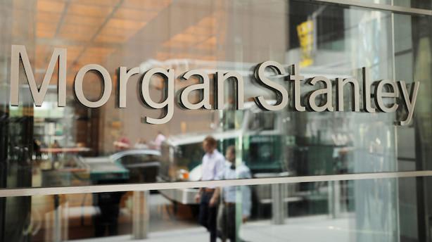Morgan Stanley vil skære 1500 stillinger globalt