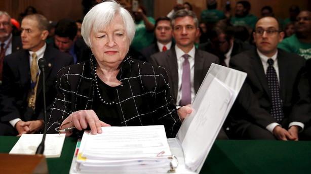 Godt nyt for investorer: Janet Yellen holder renten fast