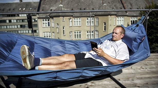 Martin Thorborg i nyt stort millionsalg: Jeg kommer ikke til at gå sulten i seng