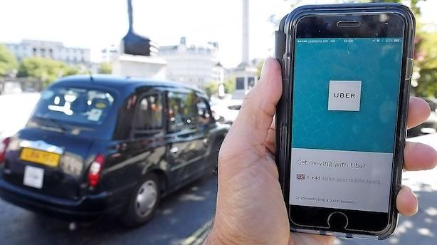 Uber taber britisk ankesag om chaufførers ret og mindsteløn