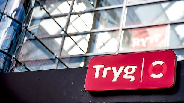 Aktier: Tryg falder efter regnskab - Danske Bank er helt i top
