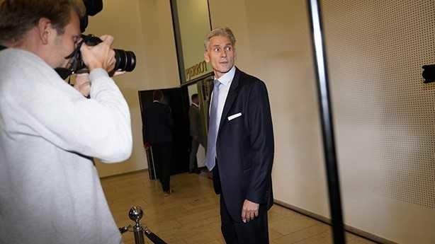 Thomas Borgen siger farvel til Danske Bank med millioner i hånden
