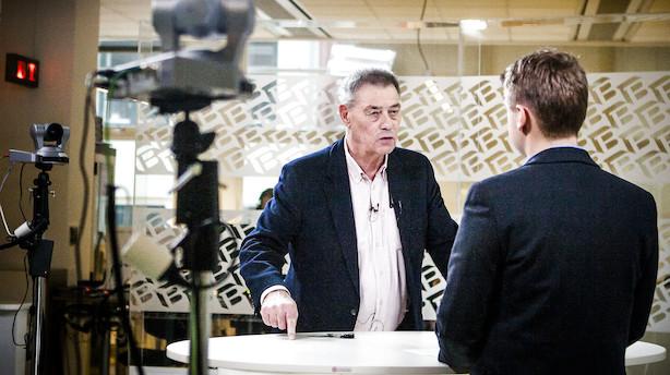 Aamund tordner: Idiotisk at få millioner for dårlig ledelse