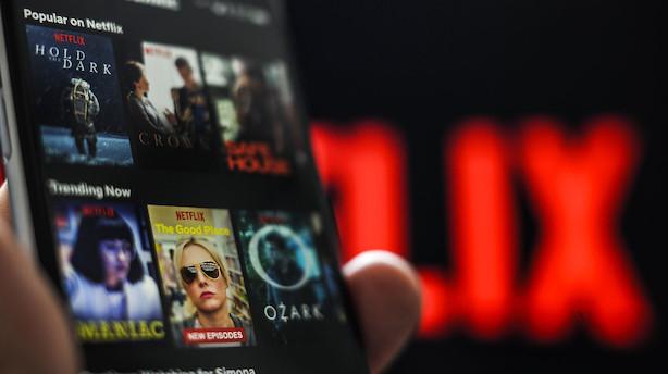 USA: Store aktiefald over hele linjen - særligt teknologi i bund med Netflix som største taber