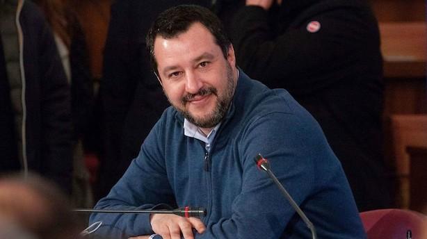 Højrepartier står til storsejr ved italiensk regionalvalg