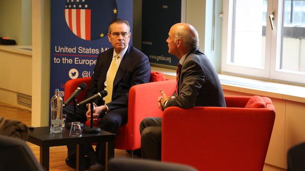 USA overvejer gengæld mod franske giganter i globalt opgør over digital skat