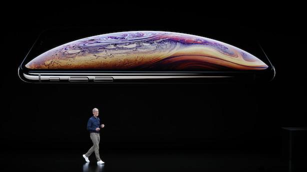 Wall Street Journal: Apple satser i fremtiden på TV og nyheder frem for Iphones
