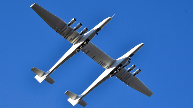 Verdens største fly er sat til salg for 2,7 milliarder kroner