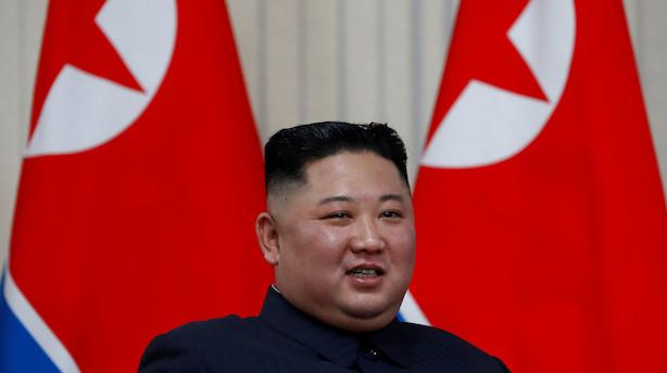 Nordkorea: Stop militærøvelserne eller forhandlinger droppes
