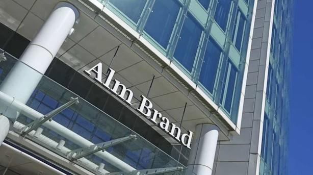 Endnu en direktør forlader Alm Brand: Havde et