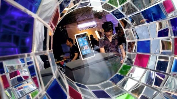 Nokia forgyldt af Samsungs milliardnederlag